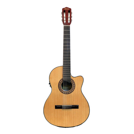 Guitarra criolla electroacústica Gracia M10  natural