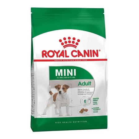 Alimento Royal Canin Size Health Nutrition Mini Adult para cachorro adulto de raça pequena sabor mix em saco de 7.5kg