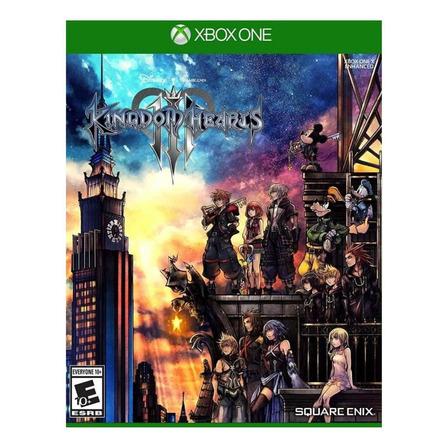 Kingdom Hearts III Standard Edition Digital Xbox One Square Enix