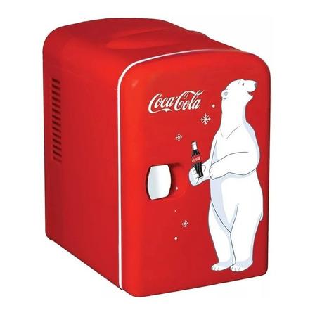 Refrigerador frigobar Koolatron KWC4B  rojo 4L 12V/110V