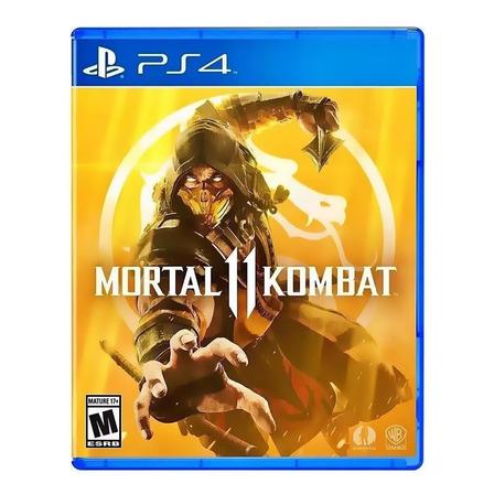 Mortal Kombat 11 Standard Edition Warner Bros PS4  Físico