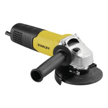 Amoladora angular Stanley SGS1045  de 50Hz amarilla 220V