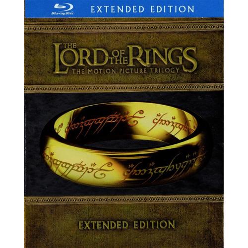El Señor De Los Anillos Trilogia Edicion Extendida Blu-ray