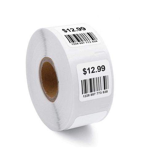 Rollo 750 Etiquetas Adhesivas 25x25mm 30352 Dymo Label 3m
