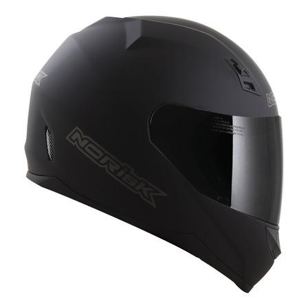 Capacete para moto  integral Norisk  FF391 Stunt  preto-fosco monocolor tamanho 58