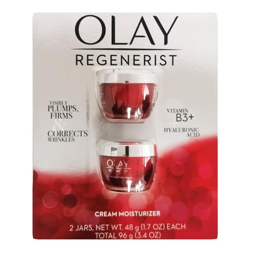 Crema Olay Tratamiento Regenerativo Anti-edad 2uds - Oferta