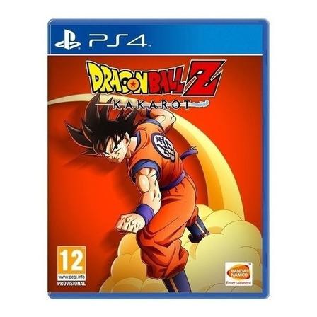 Dragon Ball Z: Kakarot Standard Edition Físico PS4 Bandai Namco Entertainment