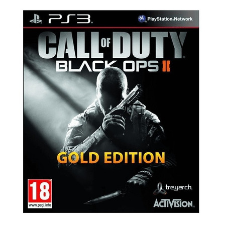 Call of Duty: Black Ops II Gold Edition Activision PS3 Digital