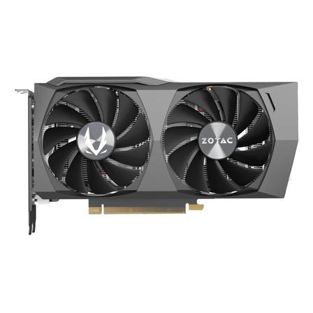 Placa de vídeo Nvidia Zotac  Gaming GeForce RTX 30 Series RTX 3060 ZT-A30600E-10M 12GB
