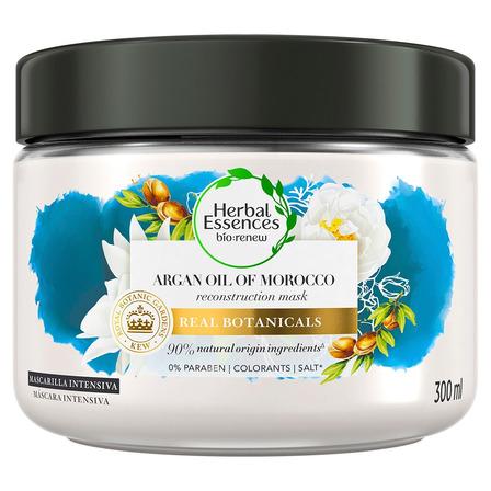Mascarilla Herbal Essences Bío:renew Argan Oil 300ml