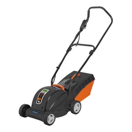 Cortador de grama elétrico Tramontina CE35M2 com cesto recolhedor 1300W laranja e preto 127V