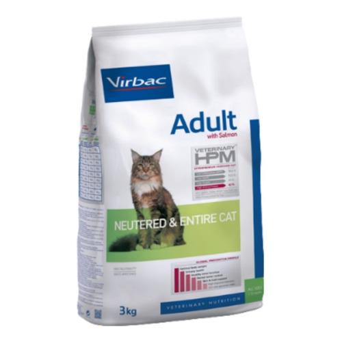 Virbac Hpm Croquetas Alimento Gato Adulto Esterilizado 7kg