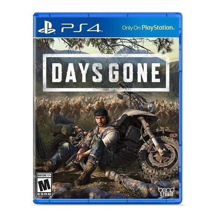 Days Gone  Standard Edition Sony PS4 Físico