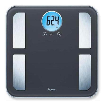 Balanza digital Beurer BF 195 negra, hasta 180 kg
