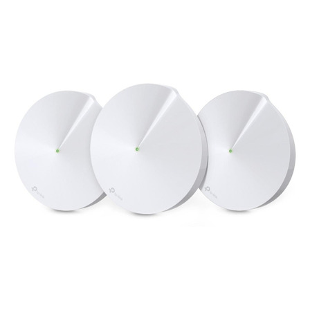 Access point, Roteador, Sistema Wi-Fi mesh TP-Link Deco M5  branco 100V/240V 3 unidades