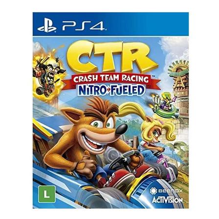 Crash Team Racing: Nitro-Fueled Standard Edition Digital PS4 Activision