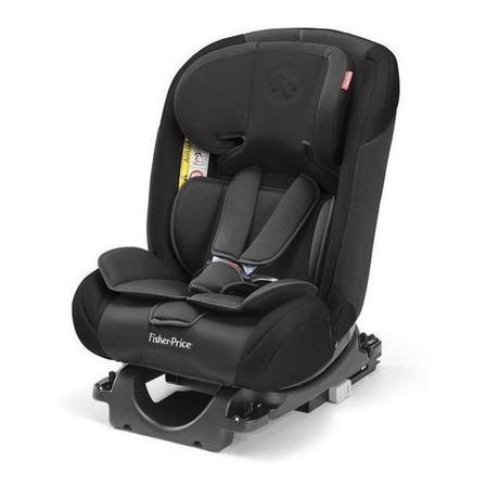 Cadeira infantil para carro Fisher-Price All-Stages Fix preto