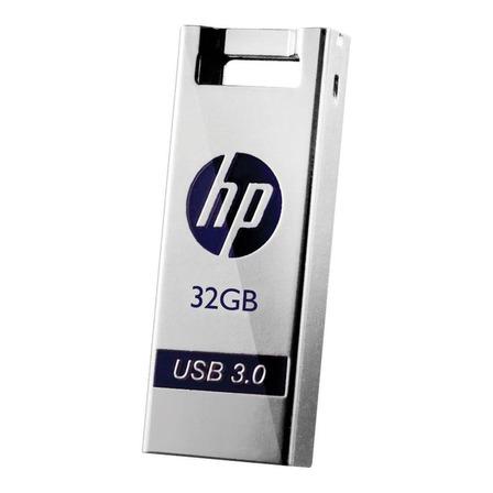Pendrive HP x795w 32GB 3.0 cinza