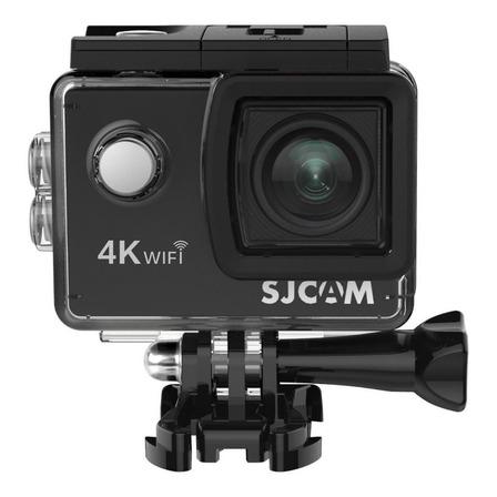 Câmera sportiva Sjcam SJ4000 Air 4K preta