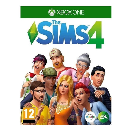 The Sims  4 Standard Edition Electronic Arts Xbox One Digital