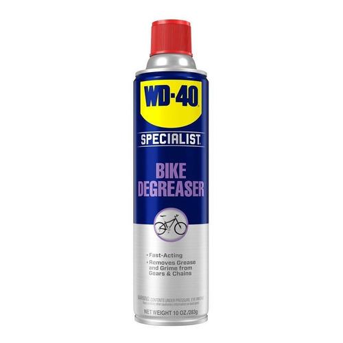Desengrasante Y Limpiador En Espuma Wd-40® Bike 283 Gr