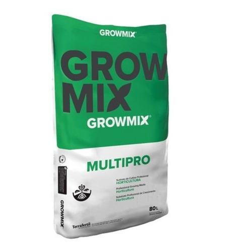 Sustrato Grow Mix Multipro 80 Lt. / Terrafertil