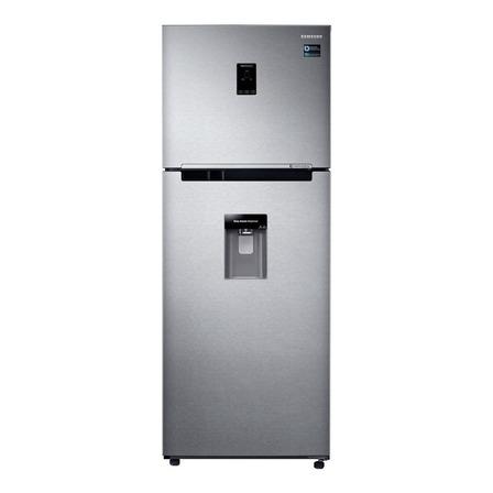 Heladera inverter no frost Samsung RT38K5932  inox con freezer 382L 220V