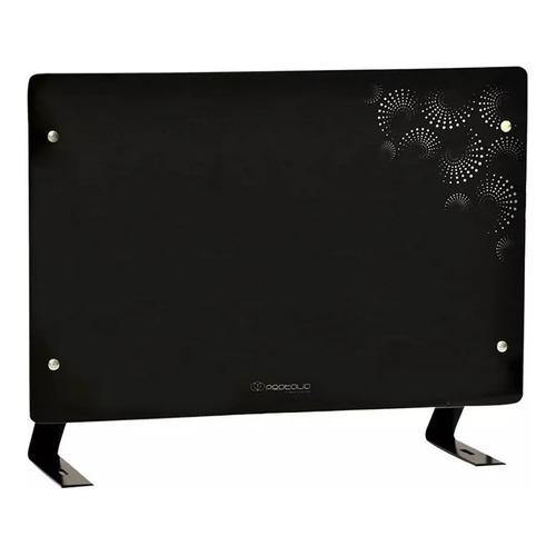 Calefactor eléctrico  panel Protalia CH2000A  negro 220V - 240V