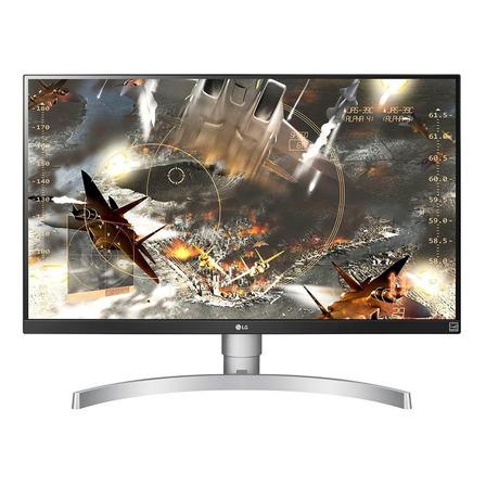 "Monitor gamer LG 27UL650 led 27"" branco 100V/240V"