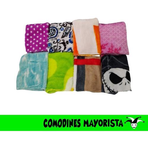 Repasadores Polares Pack 6 Diseños Surtidos Colores