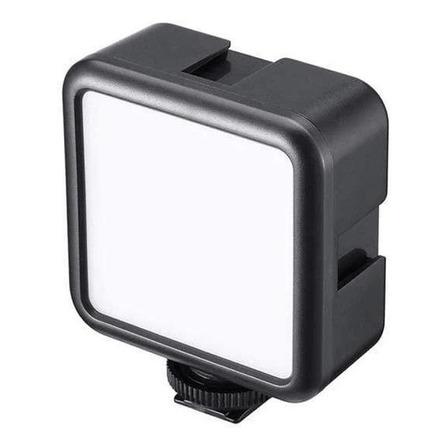 Luz contínua Ulanzi VL49 tipo painel cor branca-fria cor da estructura Classic black