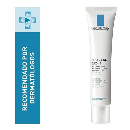 Crema Anti Imperfecciones Effaclar Duo+ La Roche Posay 40ml