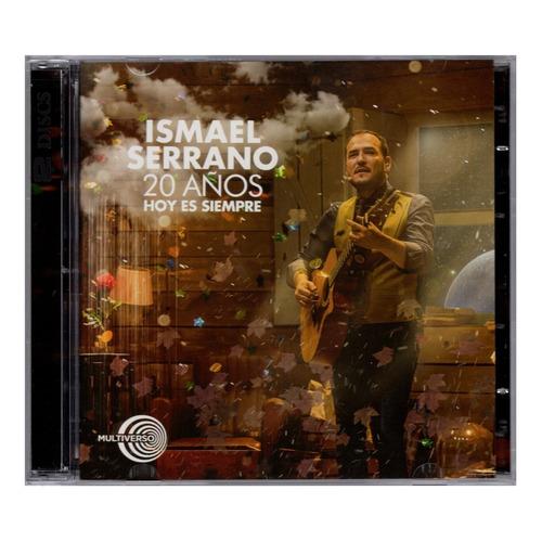 Ismael Serrano - Hoy Es Siempre / 20 Años - Disco Cd + Dvd