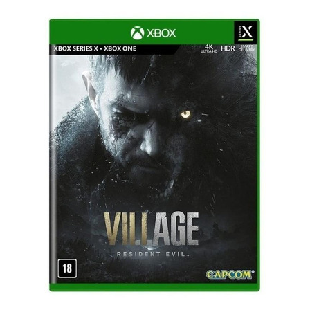 Resident Evil Village Standard Edition Capcom Xbox Series X|S  Físico