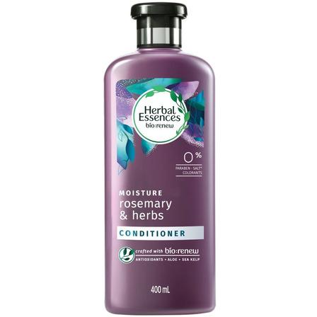 Acondicionador  Herbal Essences Bio:Renew Rosemary & Herbs 400ml