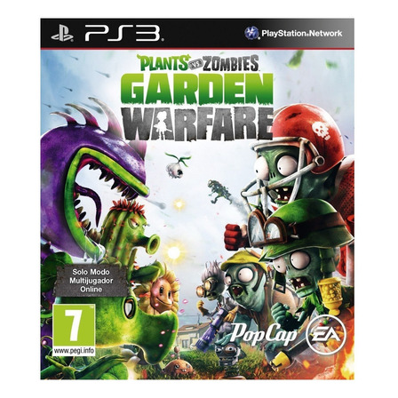 Plants vs. Zombies: Garden Warfare Standard Edition Digital PS3 Electronic Arts