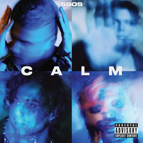 5 Seconds Of Summer 5sos - Calm - Disco Cd (15 Canciones)