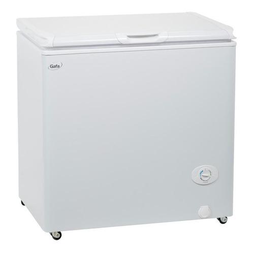 Freezer horizontal Gafa Eternity M210 blanco 205L 220V