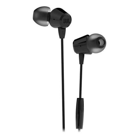 Fone de ouvido in-ear JBL C50HI preto