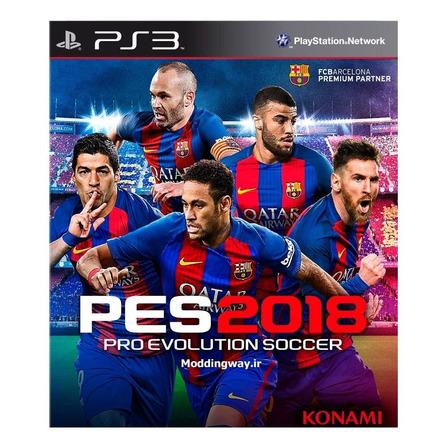 Pro Evolution Soccer 2018 Standard Edition Digital PS3 Konami Digital Entertainment