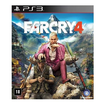 Far Cry 4 Standard Edition Ubisoft PS3 Digital