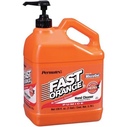 Limpiador De Manos Fast Orange Limpiamanos Permatex 550160