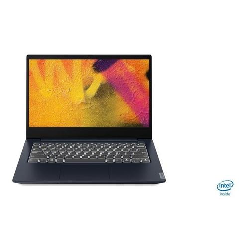 Lenovo Laptop S340-14iil Ci7, Ram 8g, Hdd 1t, Azul