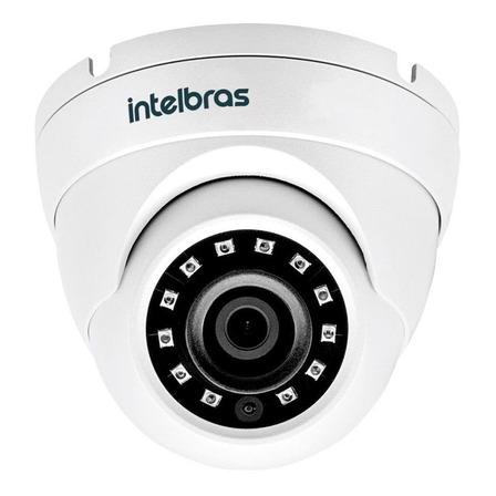 Câmera de segurança Intelbras VHD 3220 D G4 3000 com resolução Full HD 1080p visão nocturna incluída
