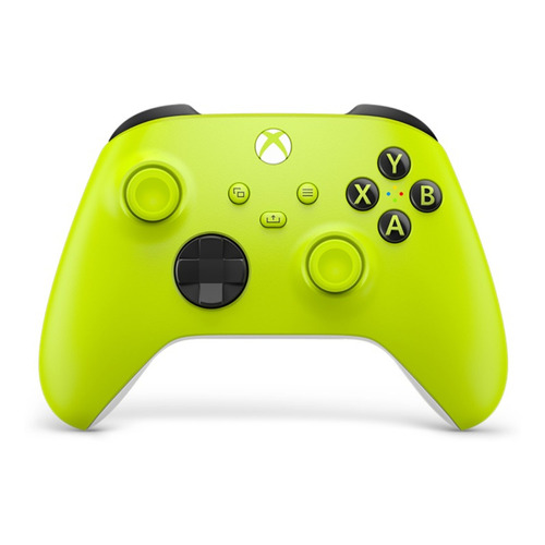 Joystick inalámbrico Microsoft Xbox Wireless Controller Series X|S electric volt