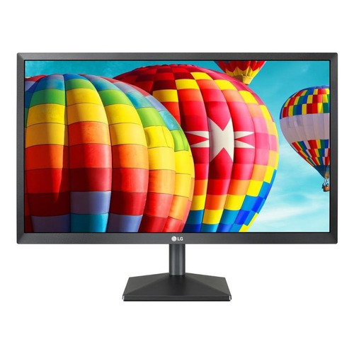 Monitor LG 24mk430h Led 23.8  Negro 100v/240v Full Hd