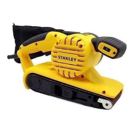 Lijadora de banda Stanley SB90 amarilla 220V