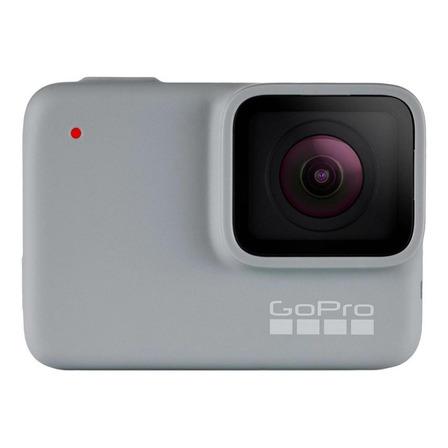 Câmera GoPro Hero7 White Full HD  CHDHB-601 light gray