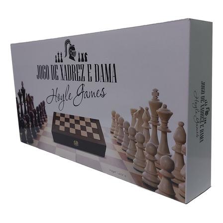 Xadrez e Dama Hoyle Games 28702