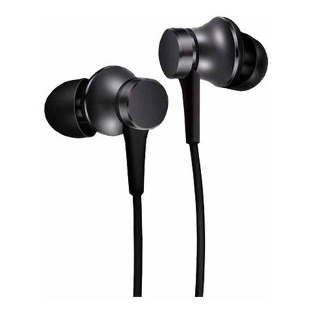 Fone de ouvido Xiaomi Mi Piston Basic Edition preto